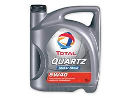 TOTAL QUARTZ INEO MC3 5W40 5L ULJE ZA MOTOR